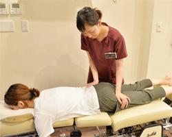筋肉調整(手技療法)