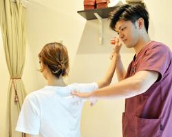 整骨院KAIの治療